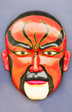 Traditional chinese opera mask Royalty Free Stock Photography