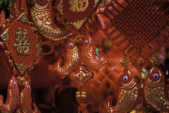Traditional Chinese Ornaments Stock Photo
