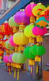 Traditional chinese paper lantern Stock Images