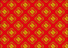 Traditional Chinese pattern ba Stock Image