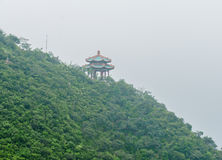 Traditional Chinese pavilion Stock Images