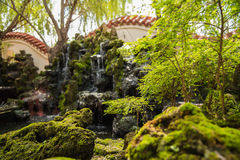 Traditional Chinese private garden Royalty Free Stock Image