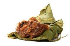 Traditional chinese rice dumpling Zongzi Royalty Free Stock Photo