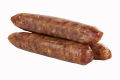 Traditional Chinese Sausages Royalty Free Stock Image