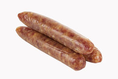 Traditional Chinese Sausages Stock Photography