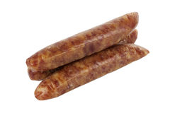 Traditional Chinese Sausages Royalty Free Stock Photos