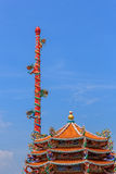 Traditional Chinese Shrine Royalty Free Stock Photography