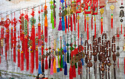 Traditional Chinese souvenirs Royalty Free Stock Images