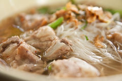 Traditional Chinese style food, noodle Stock Images