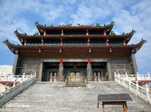 Traditional Chinese Temple Stock Images