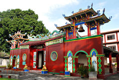 Traditional Chinese Temple Stock Photo
