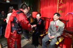 Chinese wedding Royalty Free Stock Images