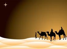 Traditional christmas Stock Image