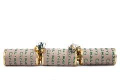 Traditional Christmas Cracker Royalty Free Stock Photos