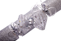 Traditional Christmas Cracker Royalty Free Stock Photography