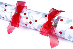 Traditional Christmas Cracker Stock Photos