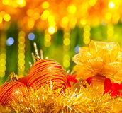 Traditional Christmas decoration Royalty Free Stock Photo