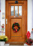 Traditional Christmas Decoration in Germany Stock Photography