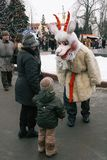 Traditional christmas festival Stock Image