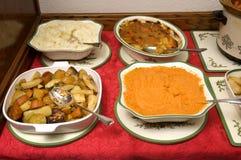 Traditional Christmas food Stock Photos