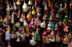 Traditional Christmas Market Stock Photography