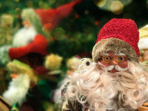 Traditional Christmas Santa Claus Royalty Free Stock Images