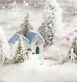 Traditional Christmas toy Royalty Free Stock Image