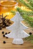 Traditional christmas tree decoration Royalty Free Stock Photo