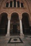 Traditional church at Bochali area of Zakynthos Stock Photos