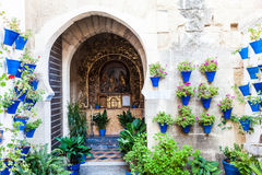 Traditional Church in Cordoba Royalty Free Stock Photo