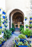 Traditional Church in Cordoba Royalty Free Stock Photography