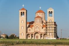 Traditional church, Erimi, Cyprus Royalty Free Stock Image