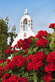 Traditional church in Greece Royalty Free Stock Photography