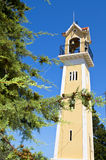 Traditional church at Kefalonia, Greece Royalty Free Stock Image