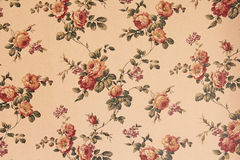 Traditional classic rose seamless pattern Stock Photography