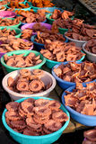 Traditional Clay Lamps Royalty Free Stock Photos