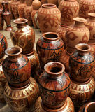 Traditional Clay Pottery. Of Bangladesh Stock Photography