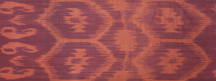 Traditional cloth pattern background Stock Images