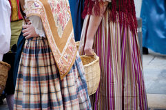 Traditional clothes Royalty Free Stock Images