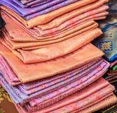 Traditional cloths Stock Photos