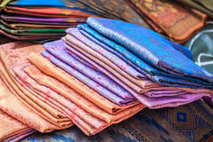 Traditional cloths Royalty Free Stock Images