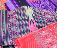 Traditional cloths Stock Photography