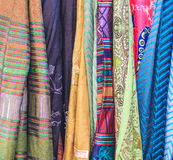 Traditional cloths Royalty Free Stock Photo