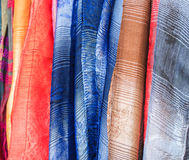Traditional cloths Royalty Free Stock Photography