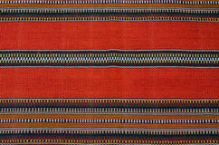 Traditional native  rug Stock Image
