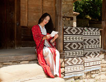 Traditional costume Royalty Free Stock Images