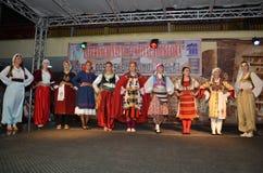 Traditional costume Stock Photo