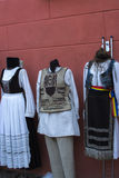 Traditional costumes Royalty Free Stock Images