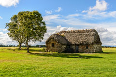 Traditional cottage, Scotland Royalty Free Stock Photos