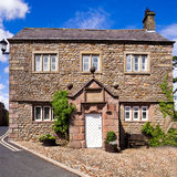 Traditional cottages. In the village of Chipping in the Ribble Valley, lancashire, UK Royalty Free Stock Photography